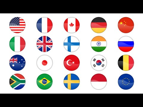 【Let the study of English】 Flag Quiz (Asia Part 1)