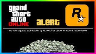 Rockstar Is Giving ALL Players $2,000,000 Of FREE Money In GTA 5 Online & NEW 2020 DLC Updates Soon!
