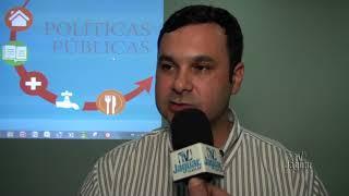 George Valentim sobre o debate de Politicas Públicas no NIT/CVT de Limoeiro do Norte
