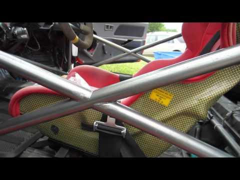 Honda Civic Rollcage