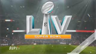 ... super bowl lv, the 55th and 51st modern-era national football league (nfl) championship game,