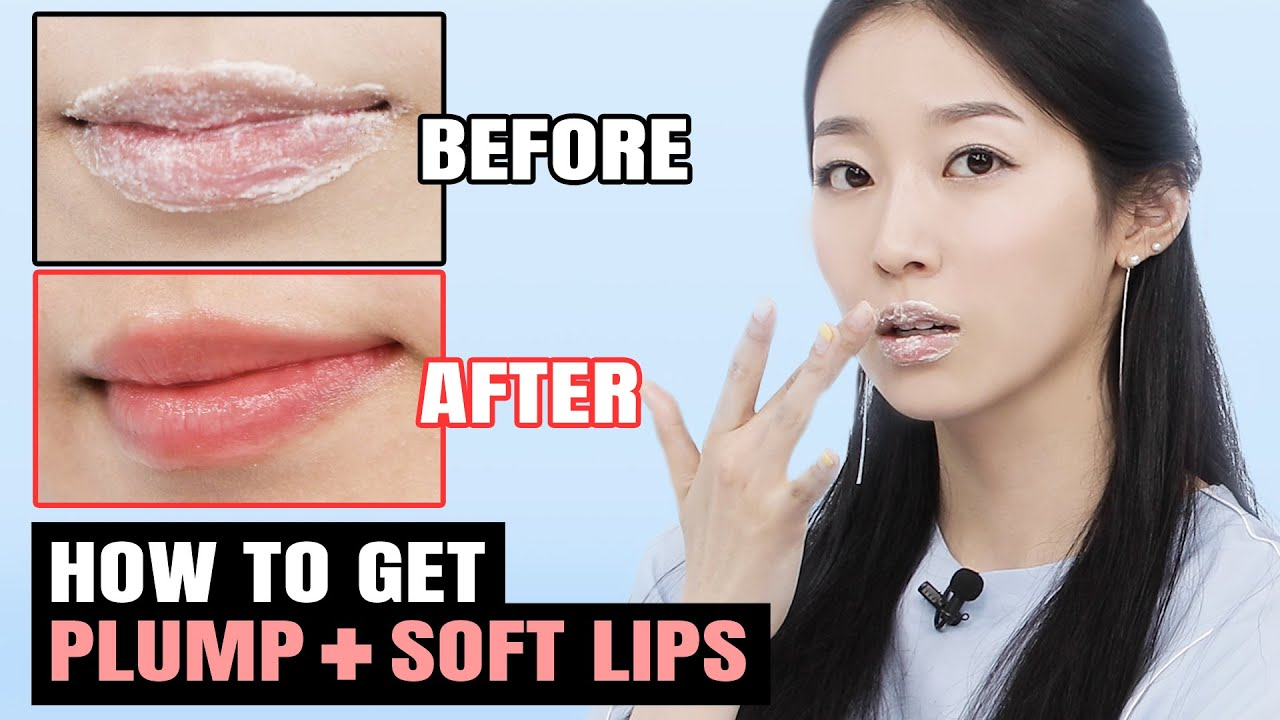 [BnA l Lip Care Tips] How to get plump & Soft Lips 💋