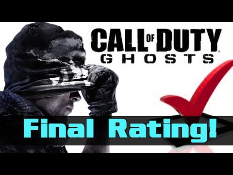 Ghosts Final Review   Do I Hate Ghosts?