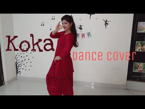 Koka | Khandaani Shafakhana | Sonakshi Sinha, Badshah,Varun S |Dance video by Just Dance With Preeti