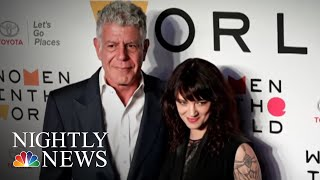 Actress Asia Argento Accused Of Sexual Assault, Agrees To Pay Accuser | NBC Nightly News