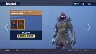 Fortnite-Today's shop 18/09 (updated fortnite shop) Raven Skin
