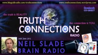 Neil Slade: Brain Radio - Truth Connections Radio