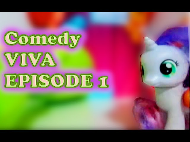 My Little Pony (Toy) - Comedy VIVA (Episode 1 : Green Cow) Travel Video