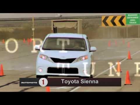 Top 5 Best Minivans | AutoMotoTV
