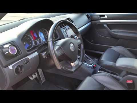 2008 Volkswagen golf R32 AWD Turbo