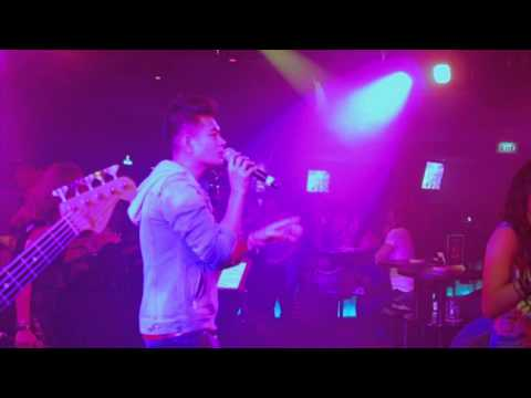 Happy (Cover By A-List Live @ Aquanova Feat Haizad)
