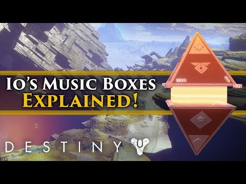 Destiny 2 – The Warmind Music Boxes & The Arecibo Adventure Explained!
