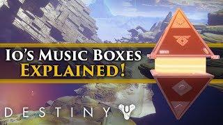 Destiny 2 – The Warmind Music Boxes & The Arecibo Adventure Explained!
