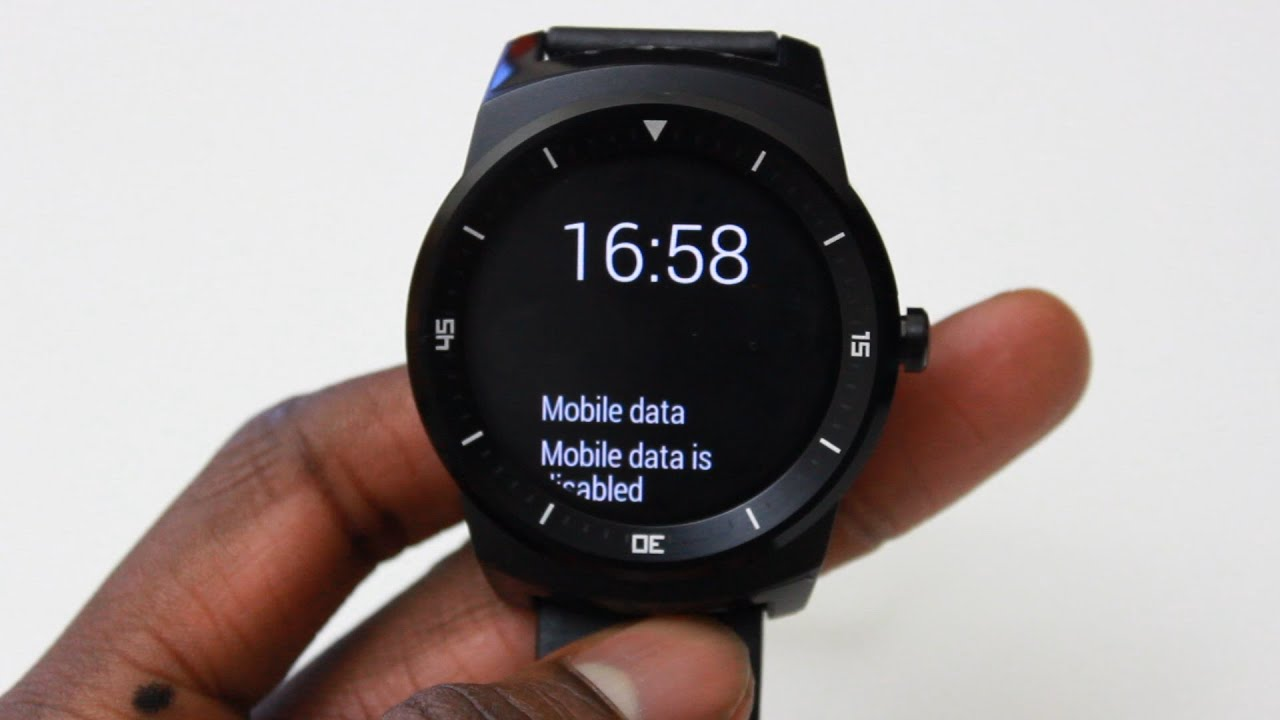 LG G Watch R In-Depth Review