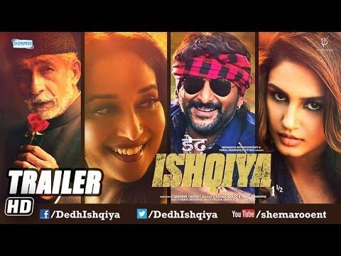 Dedh Ishqiya (Jan 2014) - First Look Trailer - Madhuri Dixit - Naseeruddin - Arshad Warsi - Huma
