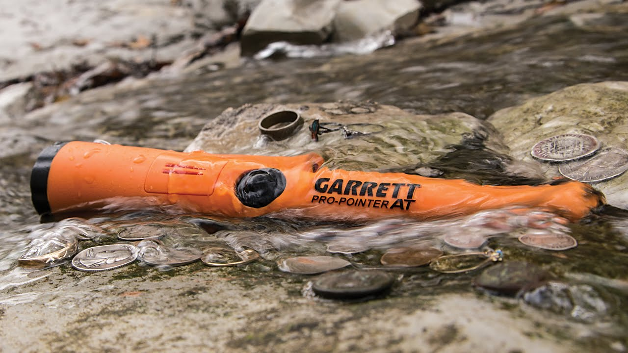 Garrett Pro-Pointer AT Waterproof Metal Detector
