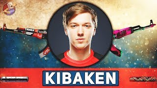 kibaken - История Русского киберспортсмена из Vega Squadron в CS GO