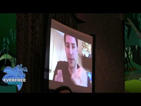 BroNYCon Winter 2012 - Daniel Ingram Skype Interview - High Quality Audio