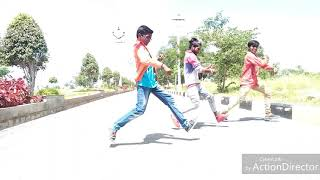 The karma theme cover dance choreography by prakash