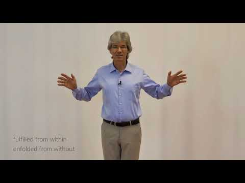 I A O in the body - a basic exercise of eurythmy