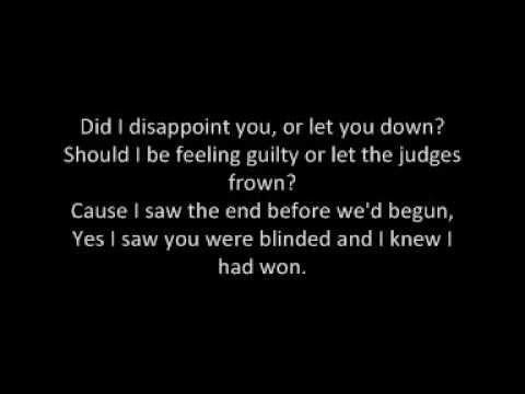 James Blunt  Goode My Lover Lyrics