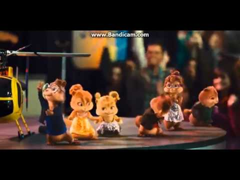 Alvin and The Chipmunks: The Squeakquel- We Are Family and Shake Your Groove Thing