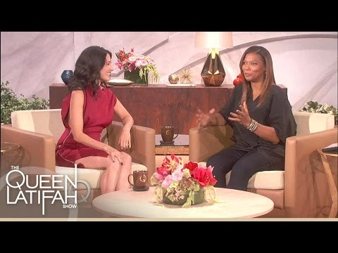 Lisa Edelstein Discusses Her New TV Show | The Queen Latifah Show