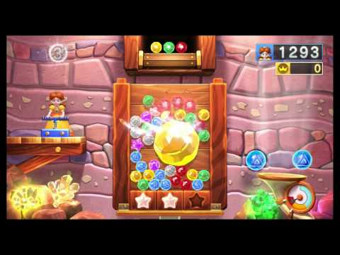 Jewel Drop: Solo Score: 6253 (Mario Party 10)