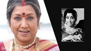 False news on veteran actor Jayanthi's Death | Rumours dismissed