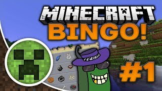 Video Bumm Bumm Bácsi | Minecraft Bingo #1 download MP3, 3GP, MP4, WEBM, AVI, FLV Mei 2018