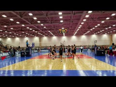 949 16 vs HBC 16 - BJNC 2016 - Championship Gold medal match - Volleyball -DiegoNick