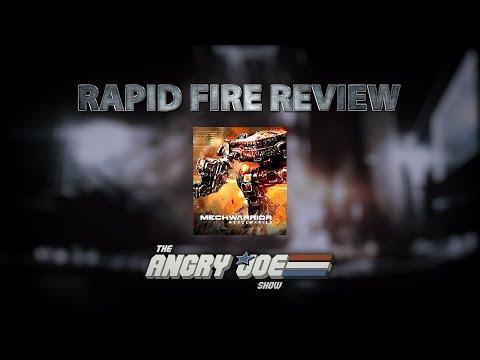 Mechwarrior 5 Mercenaries - Rapid Fire Review