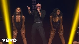 Repeat youtube video Pitbull - Timber (Live on the Honda Stage at the iHeartRadio Theater LA)