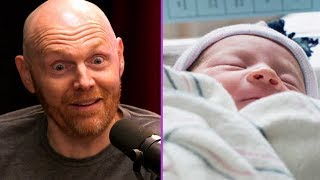 Bill Burr On Scariest Moment of Parenthood
