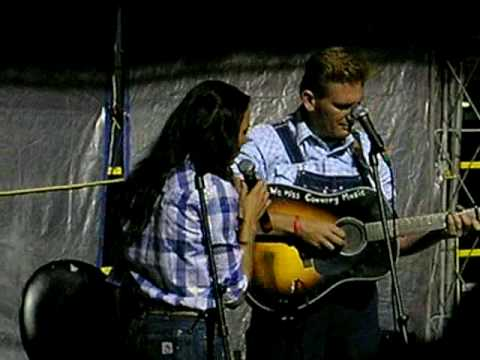 Joey + Rory perform To Say Goodbye