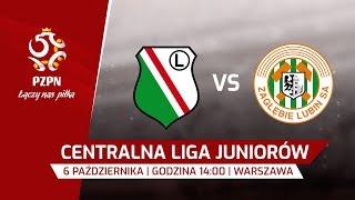 CLJ: Legia Warszawa - Zagłębie Lubin - Na żywo