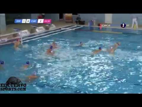 Andrei Iosep The Twister is Back water polo
