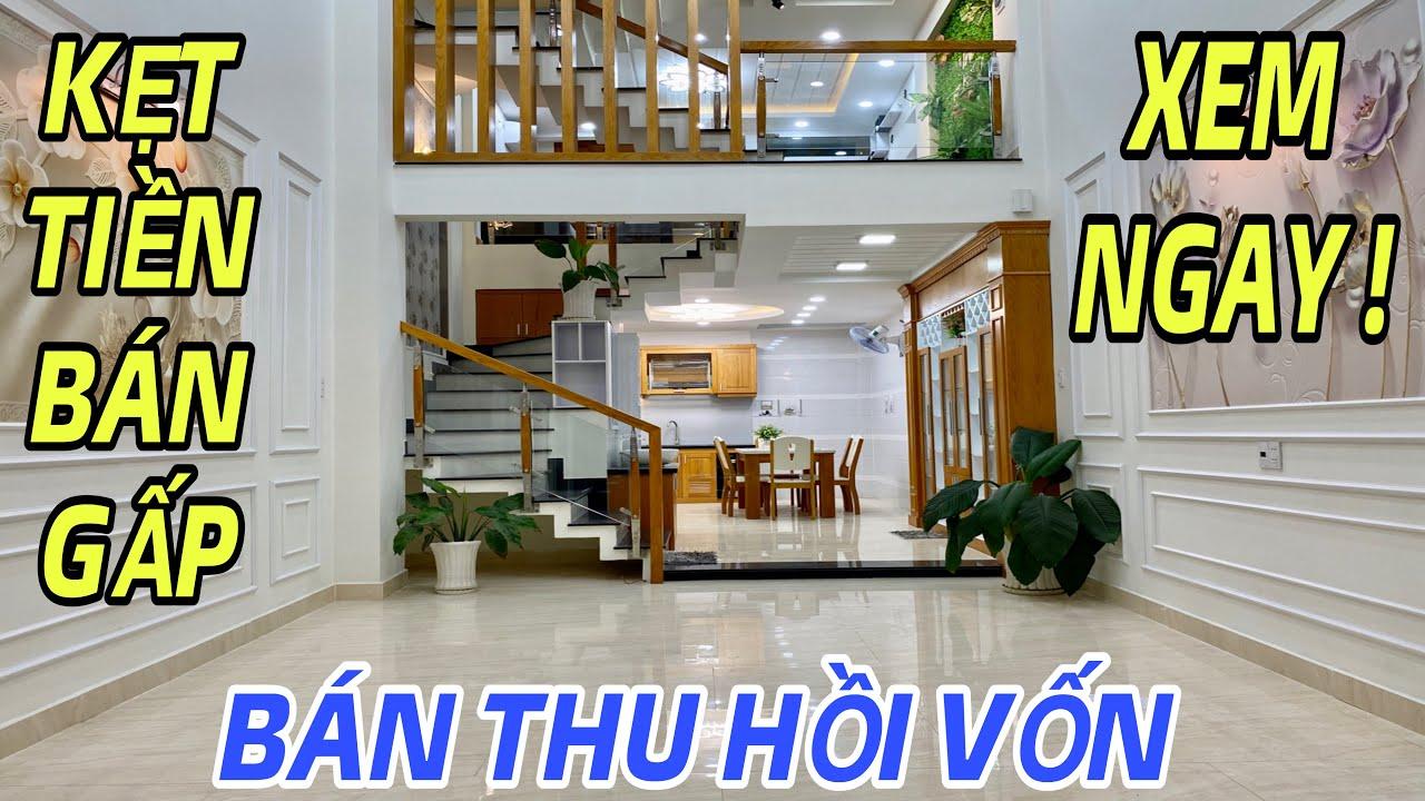 Bán nhà Gò Vấp 523| Mua ngay căn nhà đang giảm giá mạnh để thu hồi vốn tại đường Phạm Văn Bạch P12