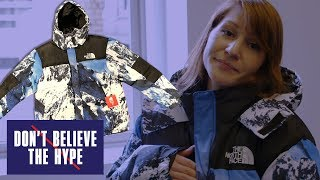 Supreme North Face Jacket: Don