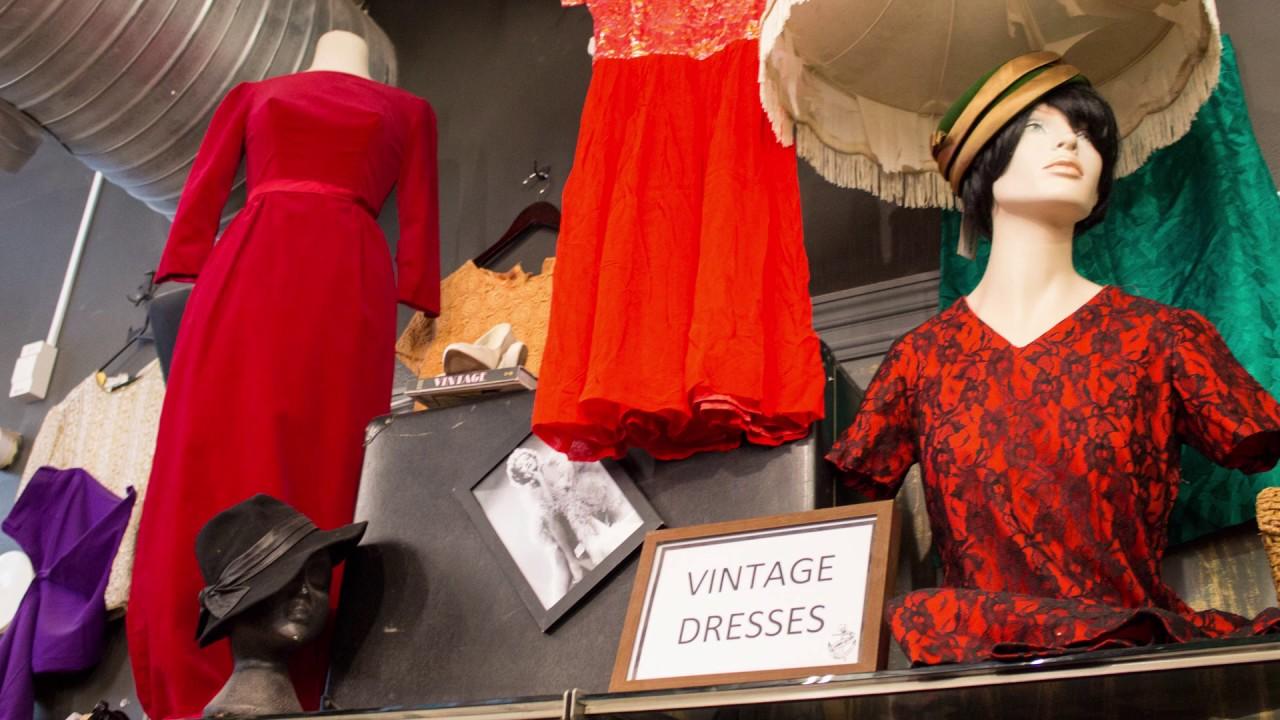 Se treff på Sommer Kjole Elegant Pin Up Vintage Retro Casual