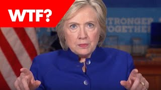 Crazy Hillary Goes Off The Rails And Shouts During Labor Union Speech (REACTION)