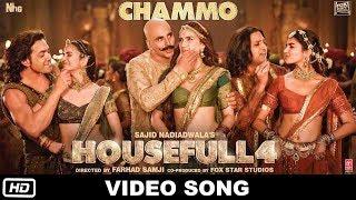 Chammo Video Song Out - Housefull 4   Akshay, Bobby, Riteish, Pooja,Kriti   Sukhwinder Singh