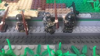 LEGO WW2Вторая Мировая Война