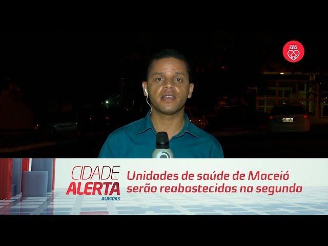 Influenza: unidades de saúde de Maceió serão reabastecidas na segunda