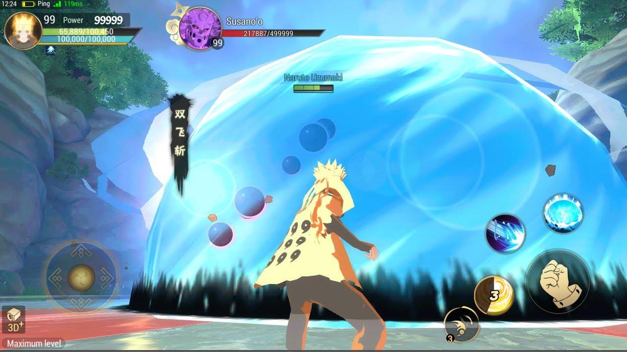 [Khám phá] Naruto SlugFest – Game nhập vai hành động tái hiện 100% thế giới Naruto