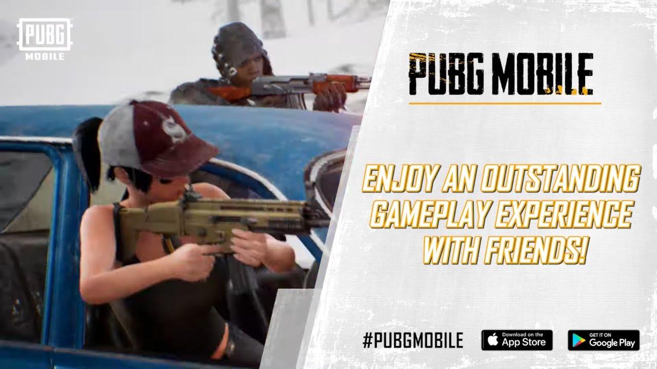 PUBG MOBILE   Reunion   Classic Modes Return!