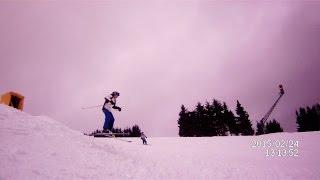 UNCHAINED: Dutch Kulling Ski Team in Postwiesen Neuastenberg