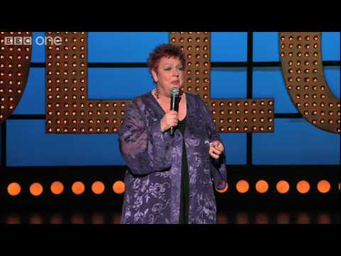HD Preview - Jo Brand on Marriage - Live At The Apollo - BBC One