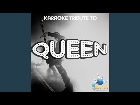 We Will Rock You (Karaoke Version) (Originally Performed By Queen)