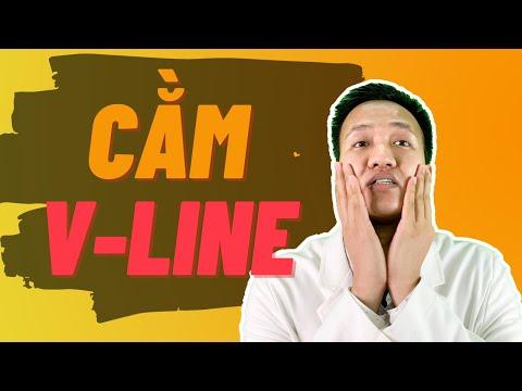 Cằm V-line: Nguyên nhân khiến bạn không thể có khuôn hàm V-Line | Dr Hiếu